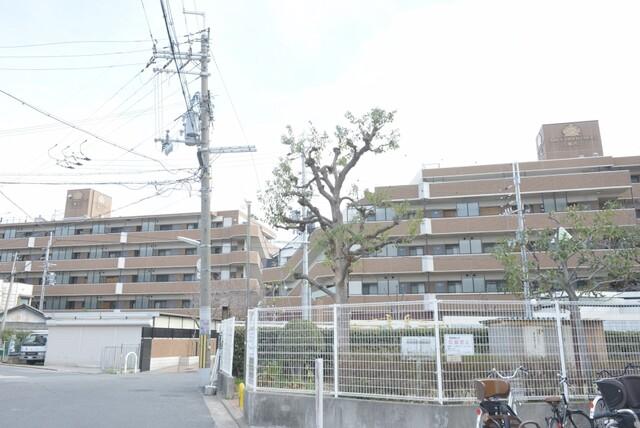 アパガーデンコート鳳西壱番館(外観)