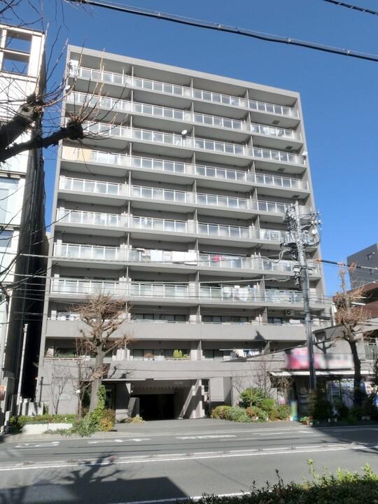 横浜高砂パークハウス(外観)