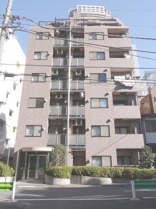 インシティ浜松町(外観)