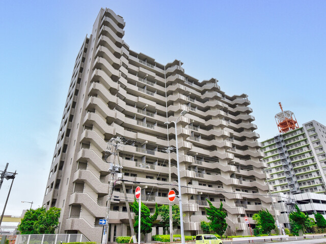 千葉みなとパークハウス弐番館(外観)