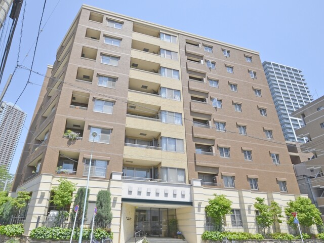 東京月島ガーデンハウス(外観)