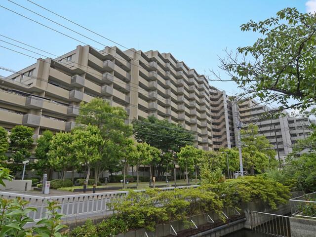 コスモ21ザ・ガーデンズフォート(外観)