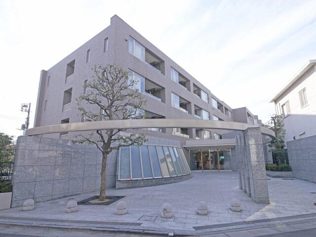 東急ドエルアルス代々木参宮橋(外観)