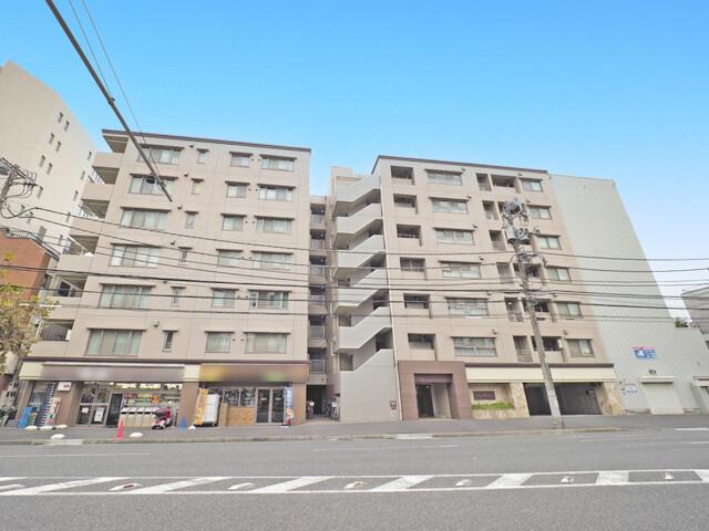 セントラルコート横濱井土ヶ谷(外観)