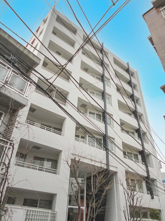 小田急コアロード広尾(外観)