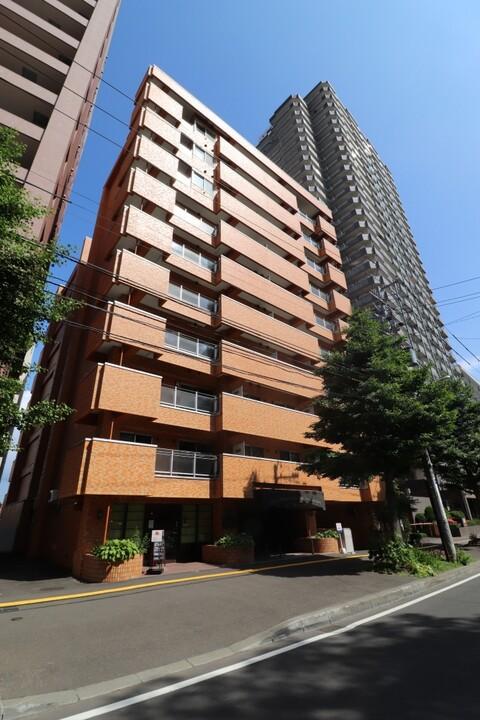 ライオンズマンション第2中島公園通り(外観)