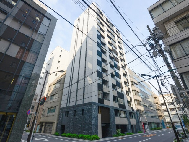 ピアース銀座8丁目(外観)