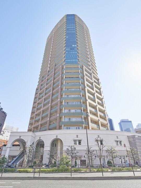 セントラルレジデンス新宿シティタワー(外観)