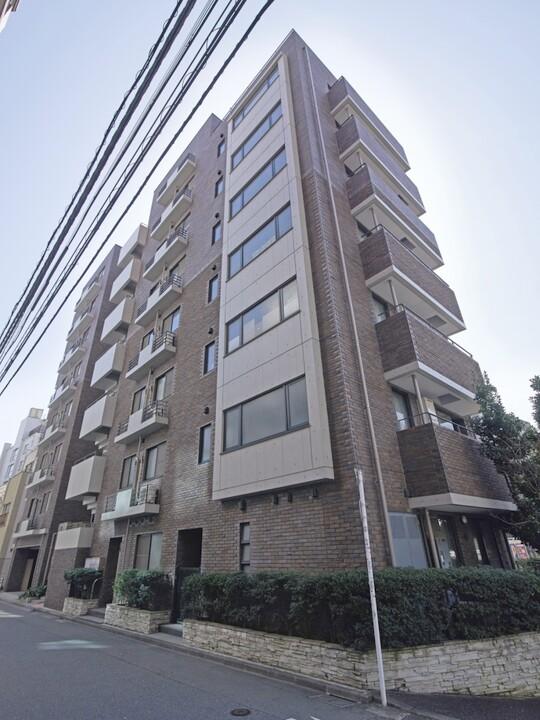 東急ドエルアルス渋谷八幡坂(外観)
