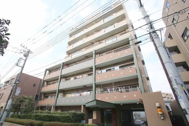 東京ドラマチックイーストヒルズ西葛西(外観)
