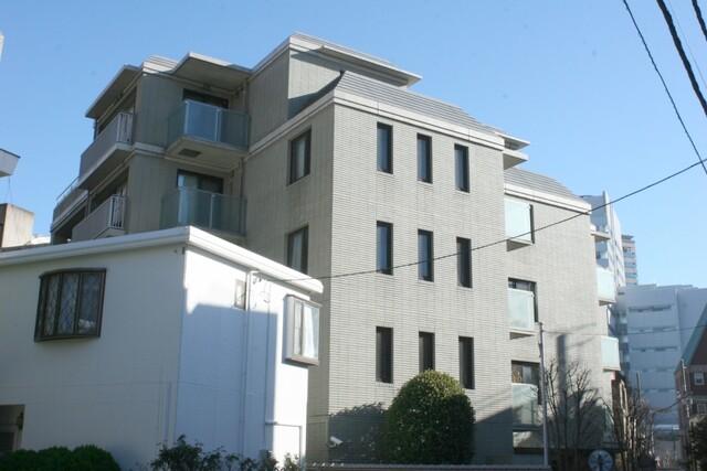 パークハウスジオ六番町(外観)