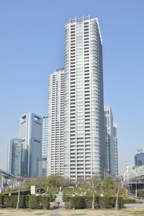 東京ツインパークス(外観)
