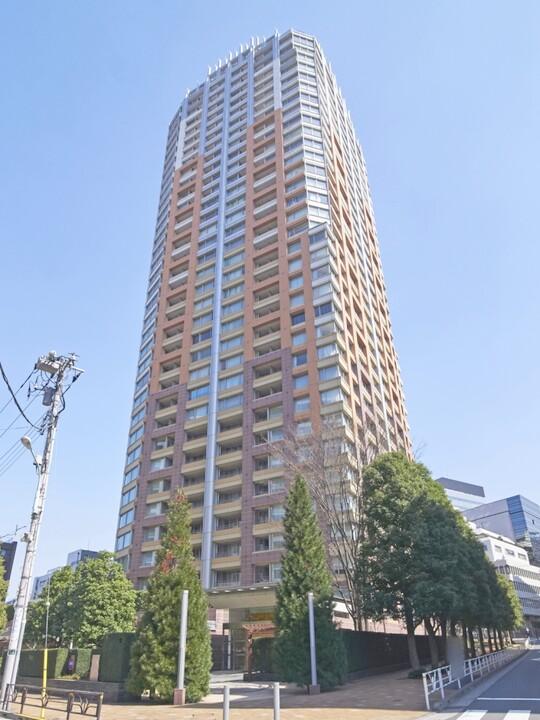 青山パークタワー(外観)