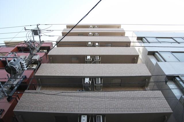 ステーションプラザロアール目黒都立大学(外観)