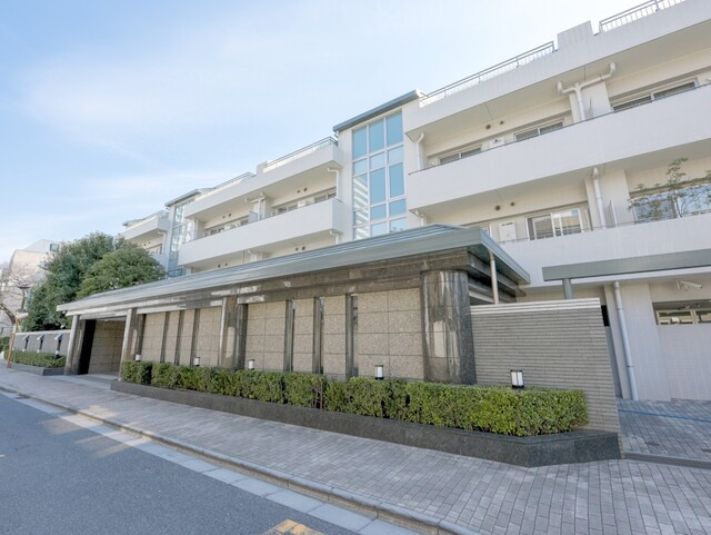 パークコート三田綱町(外観)