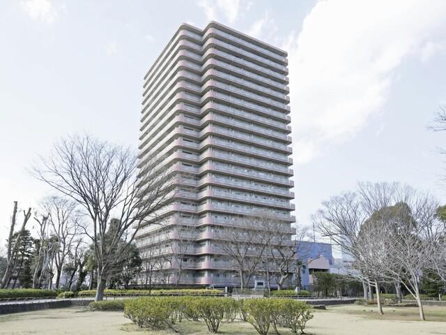 ライオンズステーションタワー松戸(外観)