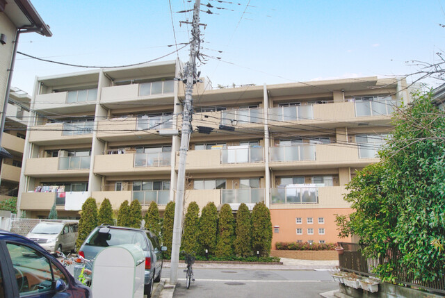パークホームズ横浜片倉町(外観)
