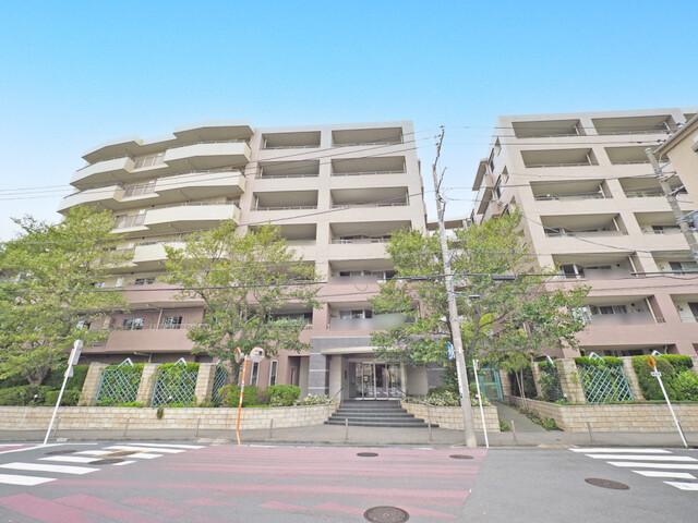 パークホームズ横浜弘明寺シーズンフォート(外観)