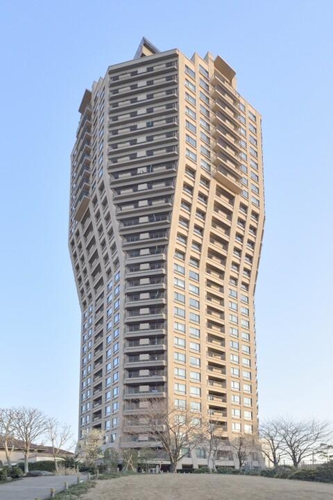 元麻布ヒルズフォレストタワー(外観)