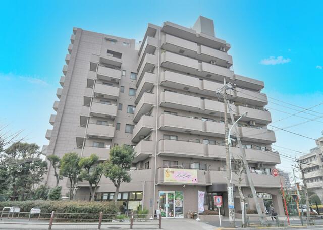 ナイスアーバン東陽町仙台堀川公園(外観)