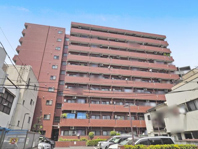 ライオンズマンション吉野町第6(外観)