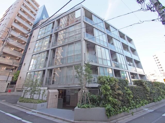 プラウドジェム渋谷神南(外観)