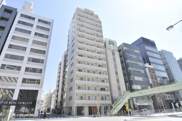 東日本橋デュープレックスポーション(外観)