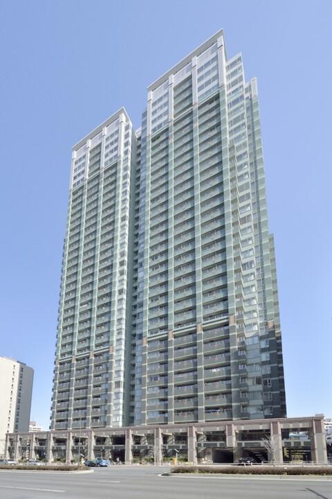 シティタワー高輪(外観)