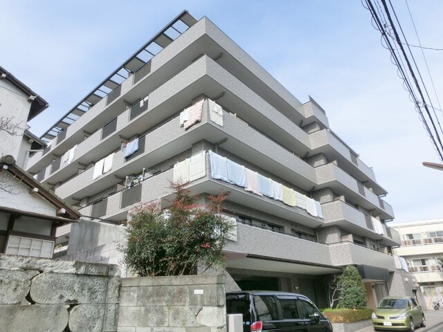 妙蓮寺東パークホームズ(外観)