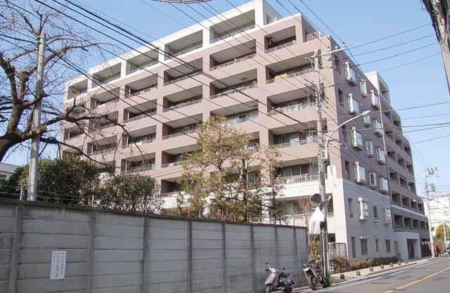 パークハウス吉祥寺トリニファイ(外観)