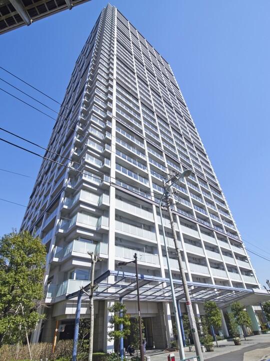 ベイクレストタワー(外観)