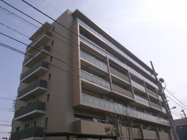 ファインアリーナ北鴻巣壱番館(外観)