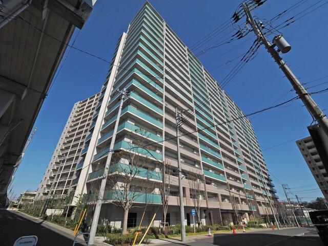 ファインシティ東松戸モール&レジデンス(外観)
