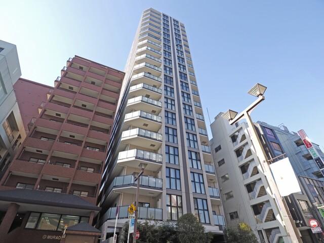 エクセレントシティ本八幡駅前サザンライズ(外観)