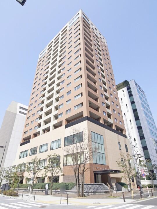 グランスイート虎ノ門(外観)
