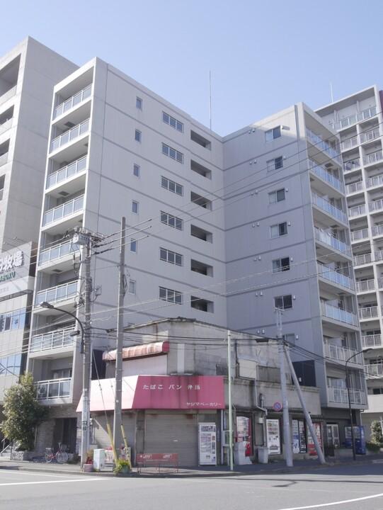 プレールドゥーク東京ベイⅢ(外観)
