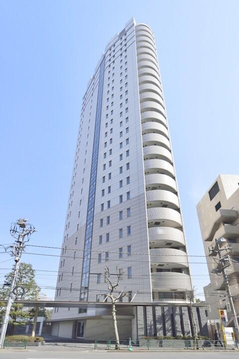 乃木坂パークハウス(外観)