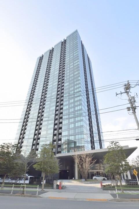シティタワー麻布十番(外観)