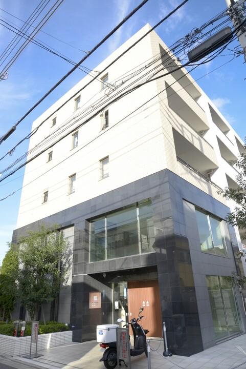 プレジール新宿大久保(外観)