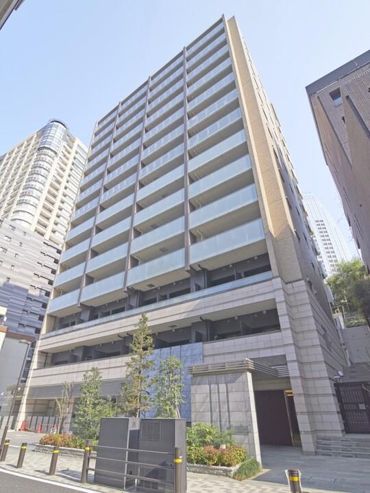 ザ・パークハウス愛宕虎ノ門(外観)