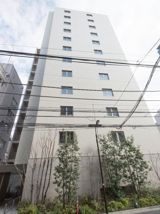 ブランズ西新宿(外観)