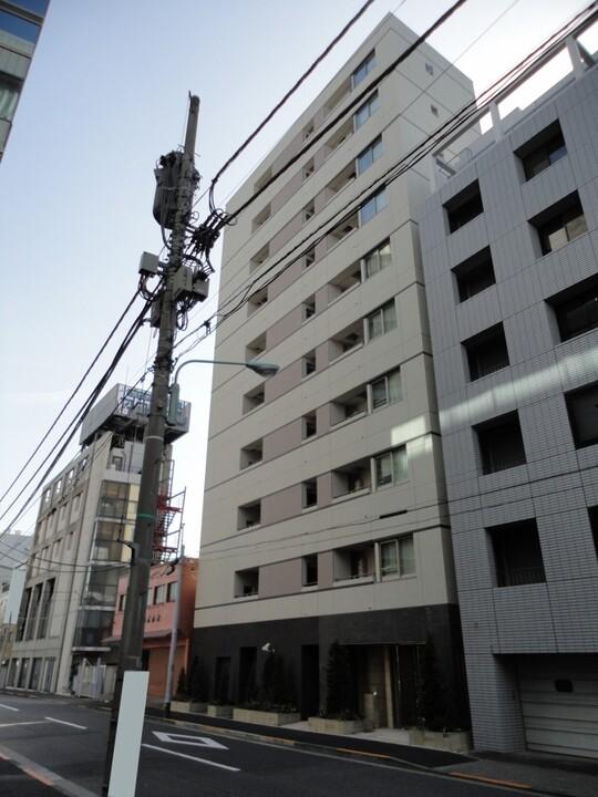 パークリュクス日本橋箱崎町mono(外観)