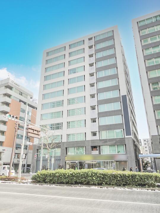 シティハウス月島駅前キャピタルコート(外観)