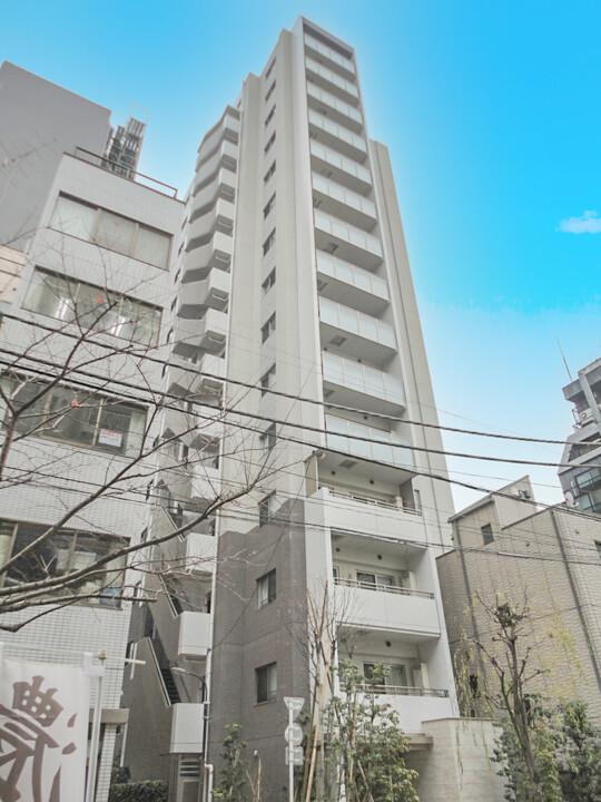 ザ・パークハウスアーバンス御成門(外観)