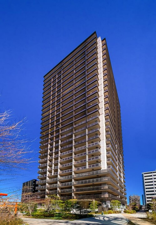 パークタワー西新宿エムズポート(外観)