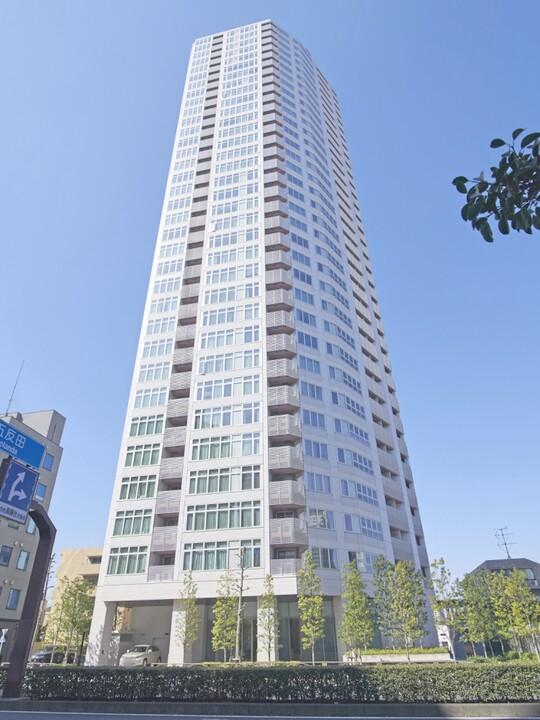 プラウドタワー白金台(外観)