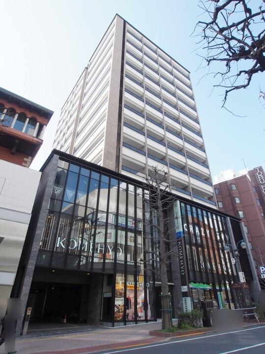 アトラス渋谷公園通り(外観)