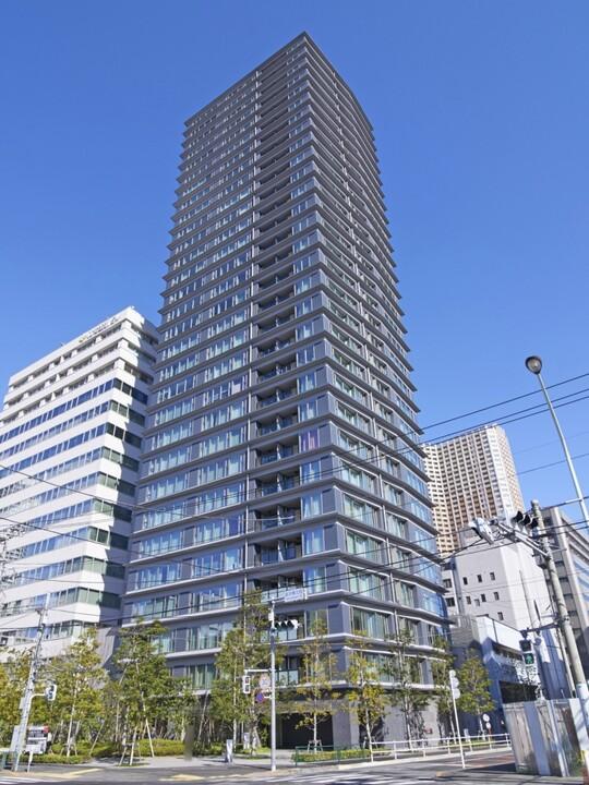 東京ベイシティタワー(外観)