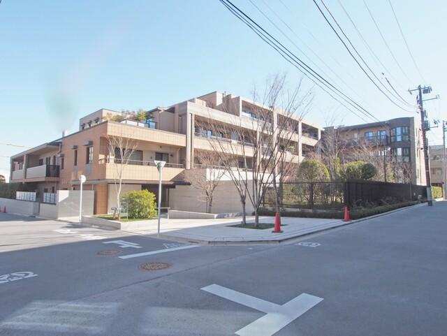 パークコート渋谷大山町 ザ プラネ 悠邸(外観)