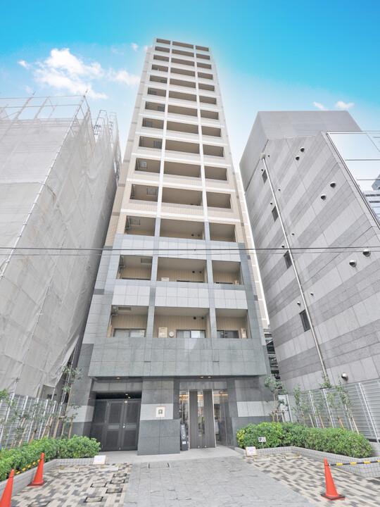 コンシェリア浜松町 MASTER'S VILLA(外観)